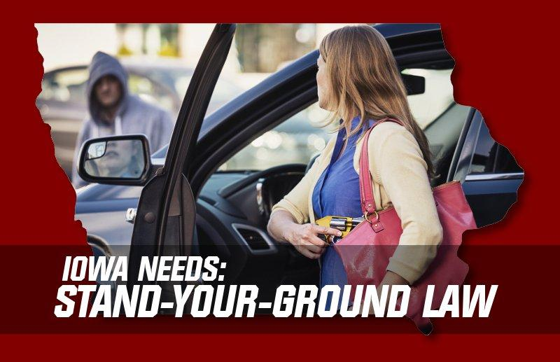 More Support for Stand-Your-Ground Legislation!