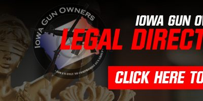 Rep. Baudler Files Bogus Charges Against Iowa Gun Owners!