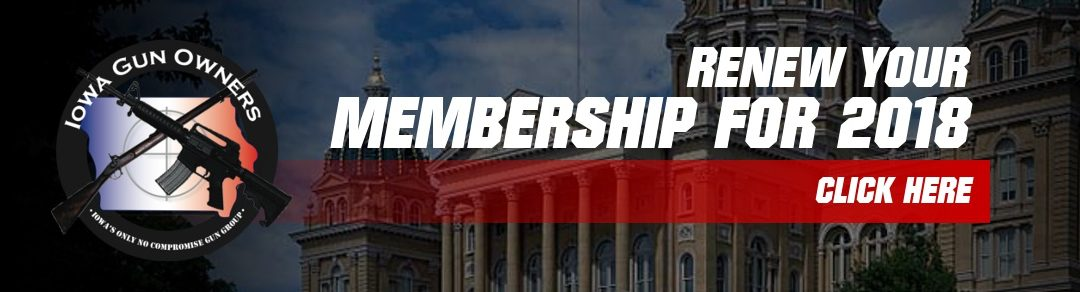 Renew Your Support in the Second Amendment!