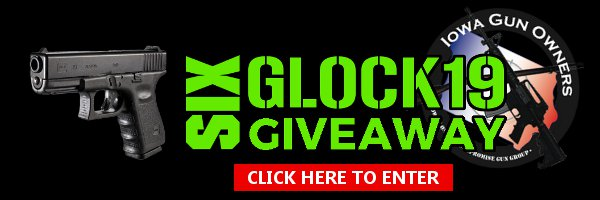 We're Giving Away Six Glocks!