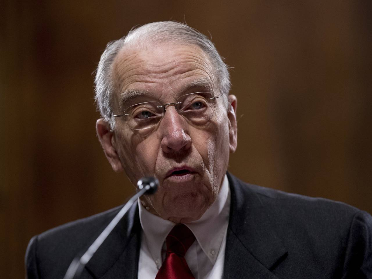 Chuck Grassley NEEDS to Hear from You!