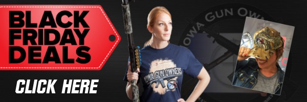 Black Friday Specials -– Get Your Gun Rights Swag!