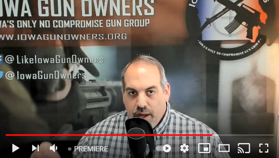 Watch: Video Update on the Second Amendment Preservation Act!