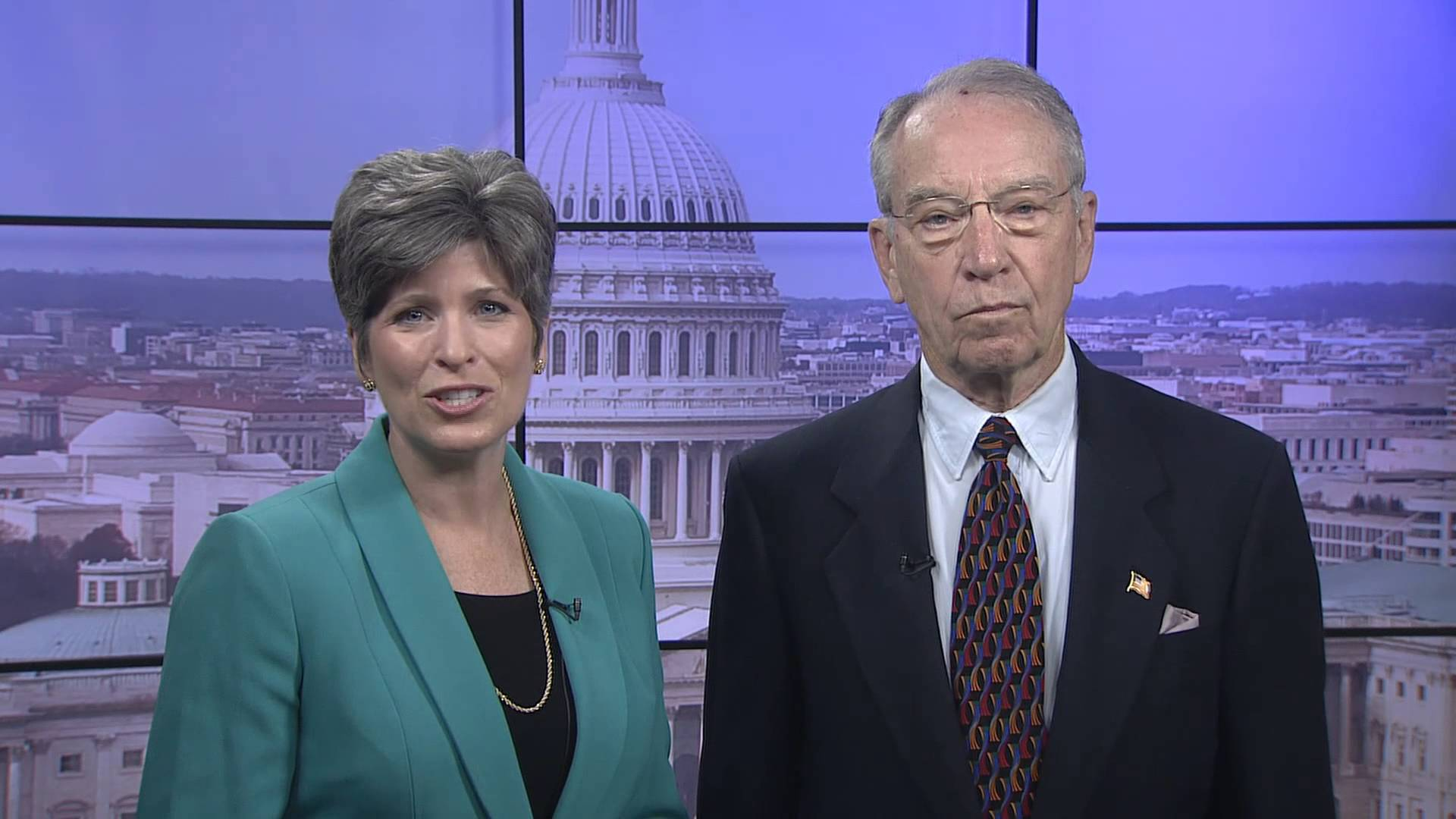 They Are Trying to Flip Grassley or Ernst…