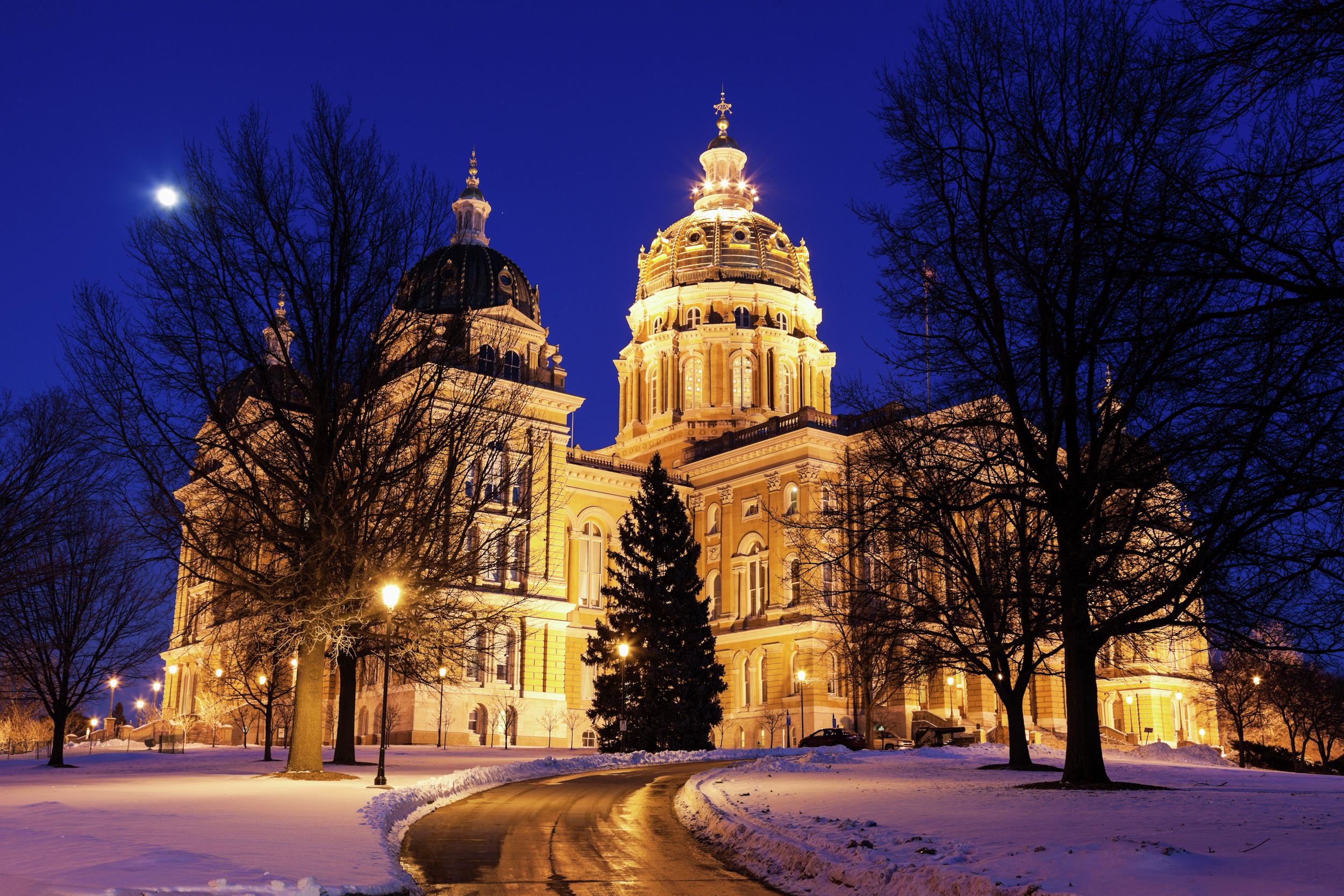Alert: This is the Democratic Agenda for Iowa!