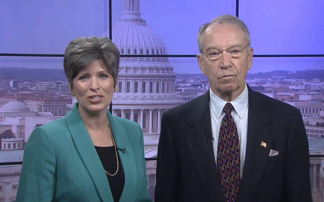 Tell Grassley and Ernst to STOP 'Red Flags' in the Military!